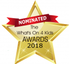What's on 4 kids Nominated Logo.png